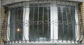 Решетка на окна для загородного дома