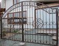 Ворота кованые ВКС-2 распашные